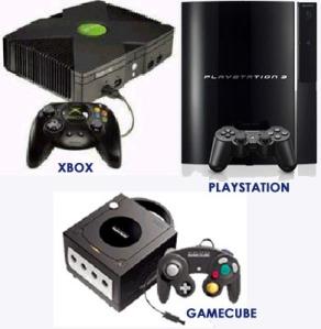 Console Game Machine