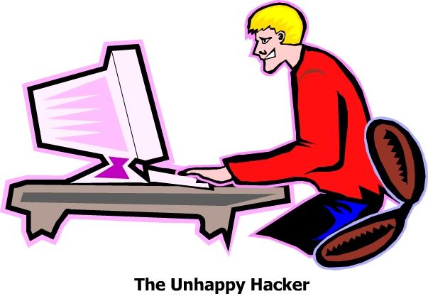 The Unhappy Hacker