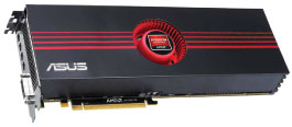 ASUS HD 6990 Graphics Card