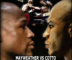 Mayweather vs Cotto
